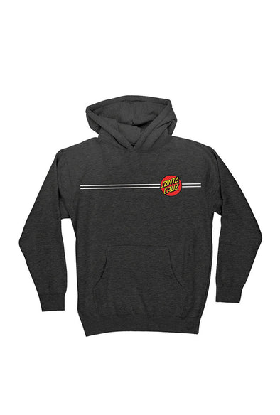 Santa Cruz Women's Classic Dot Pull Over Hoodie - Mainland Skate & Surf