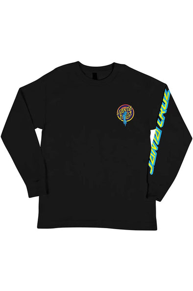 Santa Cruz Roskopp Dot Long Sleeve Youth Tee