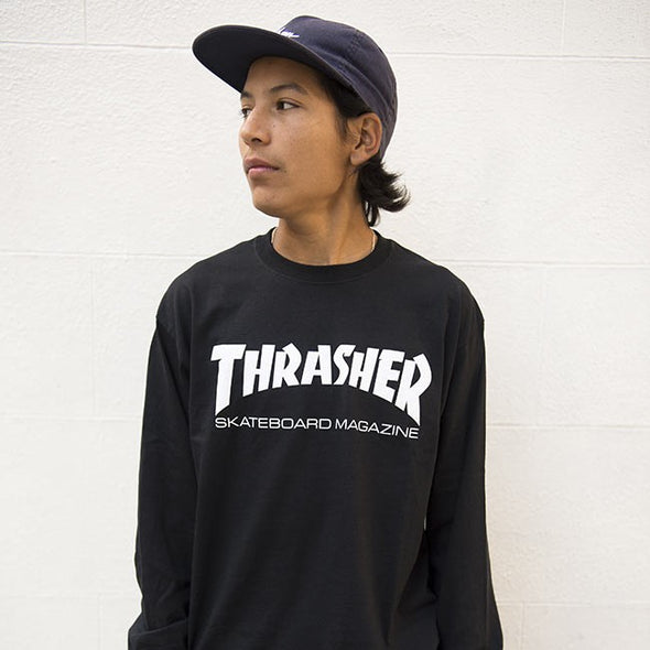 Thrasher Skate Mag Long Sleeve Tee - Mainland Skate & Surf