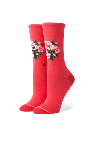 Stance Not Thirsty Crew Women's Socks - Mainland Skate & Surf