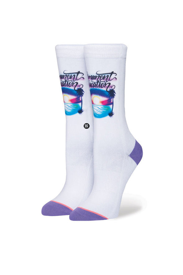 Stance Permanent Vacation Socks - Mainland Skate & Surf