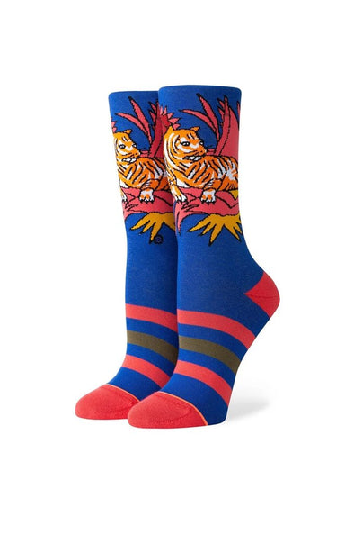 Stance Tiger Belly Crew Women's Socks - Mainland Skate & Surf