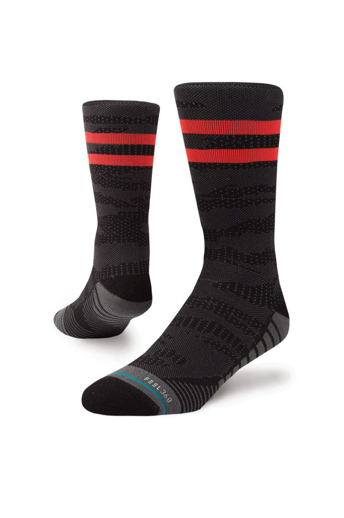 Stance Training Uncommon Solids Crew Men's Socks