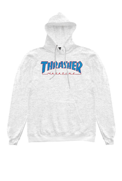 Thrasher Outlined Hoodie