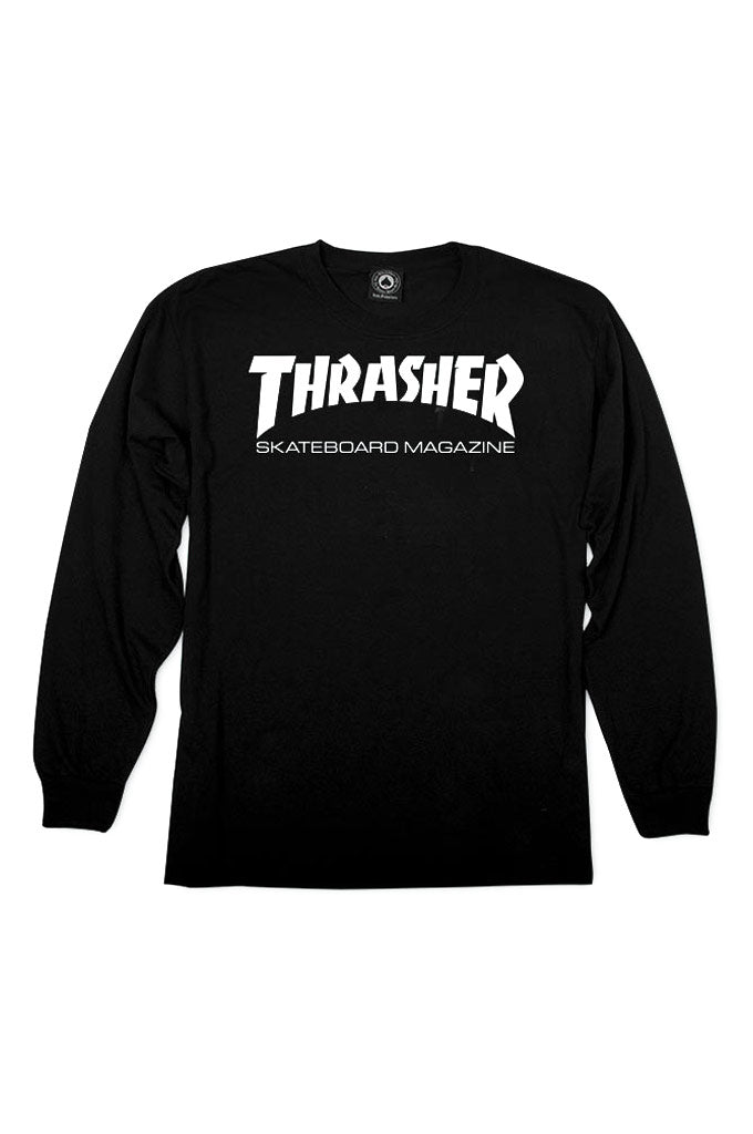 Thrasher Skate Mag Long Sleeve Tee