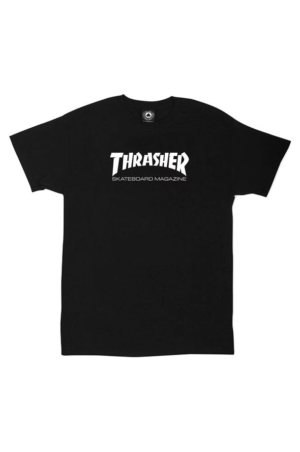Thrasher Sk8 Mag Youth Tee - Mainland Skate & Surf