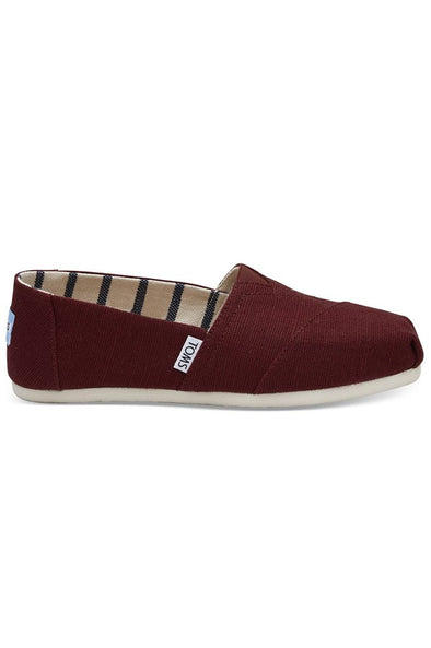 TOMS Heritage Canvas Women's Classics Venice Collection - Mainland Skate & Surf