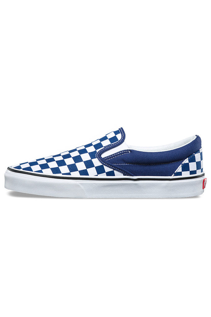 32ce69f56c Vans Classic Checkerboard Slip-On Shoes – Mainland Skate   Surf