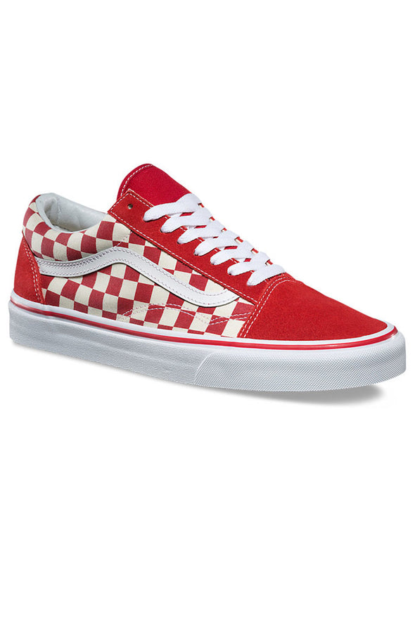 Vans Primary Check Old Skool Shoes