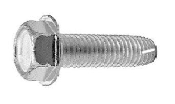 "11295 - 3/8""-16x1"" Thread cutting screw hexagon washer head 25pcs/pkg"
