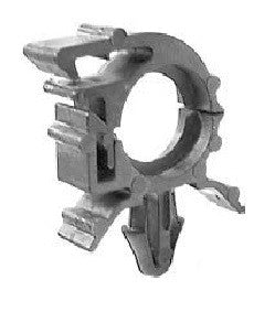 "14545 - 25 Wire Loom Routing Clips For 13/32"" I.D. 19/32"" O.D."