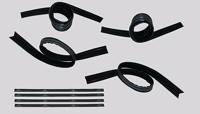 1974-1979 Dodge Van full size window weather strip kit