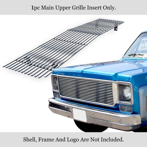 73-80 Chevy Pickup Chrome Grill