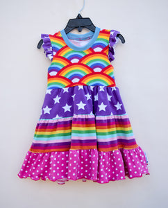 Unicorn Crazy Dress-  surprise dresses made especially for your kid!
