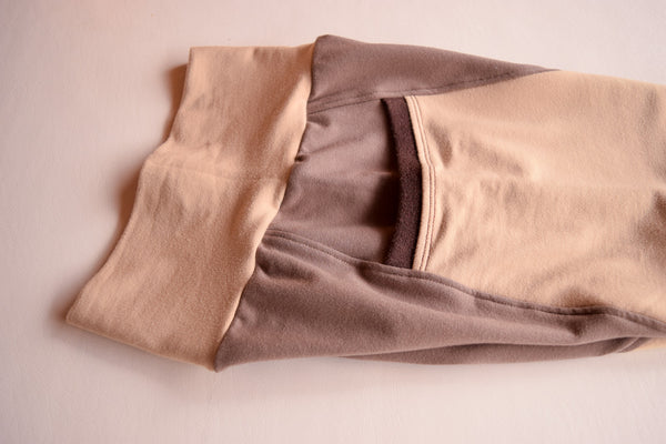 Sand, Organic Bamboo pocket shorts