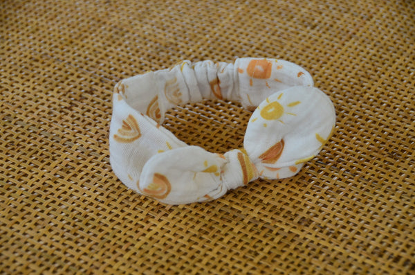 ☼ Mr. Golden Sun ☼ Headband