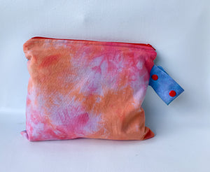 Rainbow Tie Dye Wet Bags, Small
