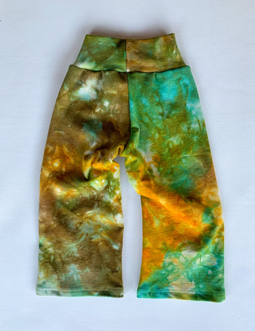 Northern Lights Wool Pants, marble dyed