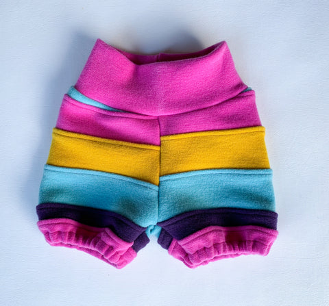 Size Baby Medium Unicorn Dreams Wool Bloomers