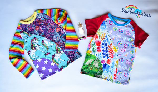 Unicorn Tee-  surprise tees made especially for your kid!