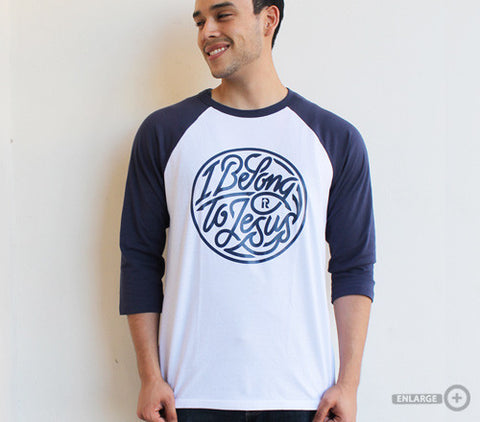 Christian Threadz Believe Baseball Jersey