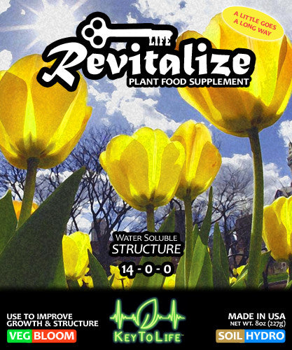Revitalize - Front Label