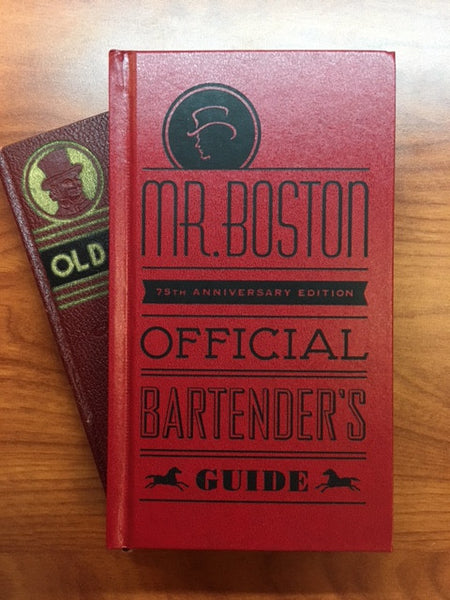 Mr. Boston Official Bartender's Guide 75th Anniversary Edition