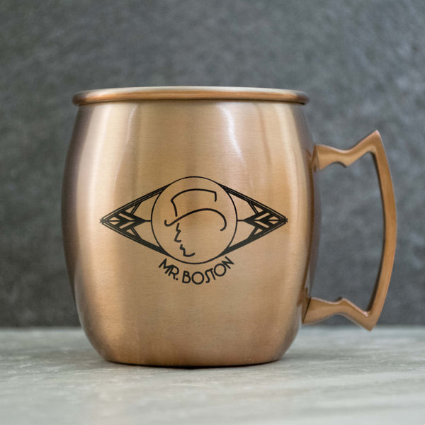 Copper-Plated Mule Mug