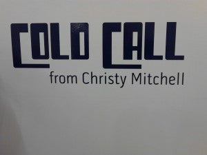 Cold Call from Christy MItchell