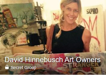David Hinnebusch Art Owners Club on Facebook