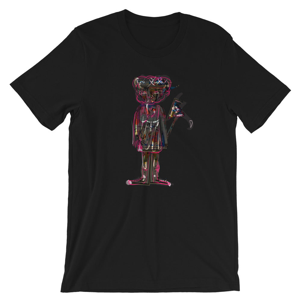 Eye Jen - David Hinnebusch Comix - Short-Sleeve Unisex T-Shirt