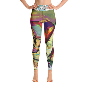 A Wash with Love Yoga Leggings