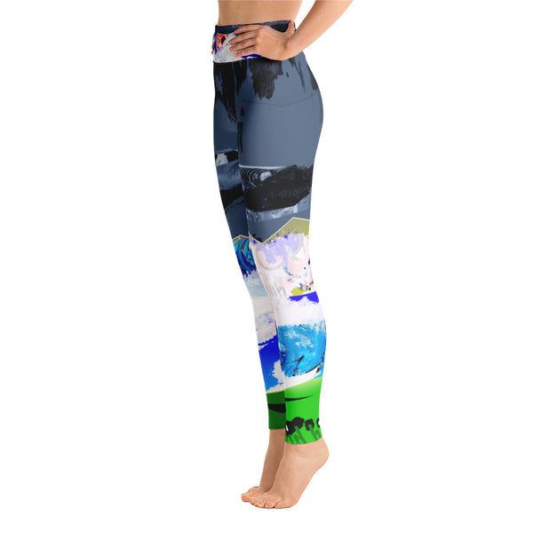 George - Hinneline Yoga Leggings