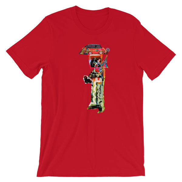 Like Art Cheap - David Hinnebusch Comix - Short-Sleeve Unisex T-Shirt