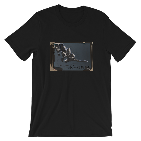 Time Keeper - David Hinnebusch Comix - Short-Sleeve Unisex T-Shirt