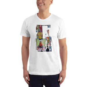 Young G - David Hinnebusch Comix - T-Shirt