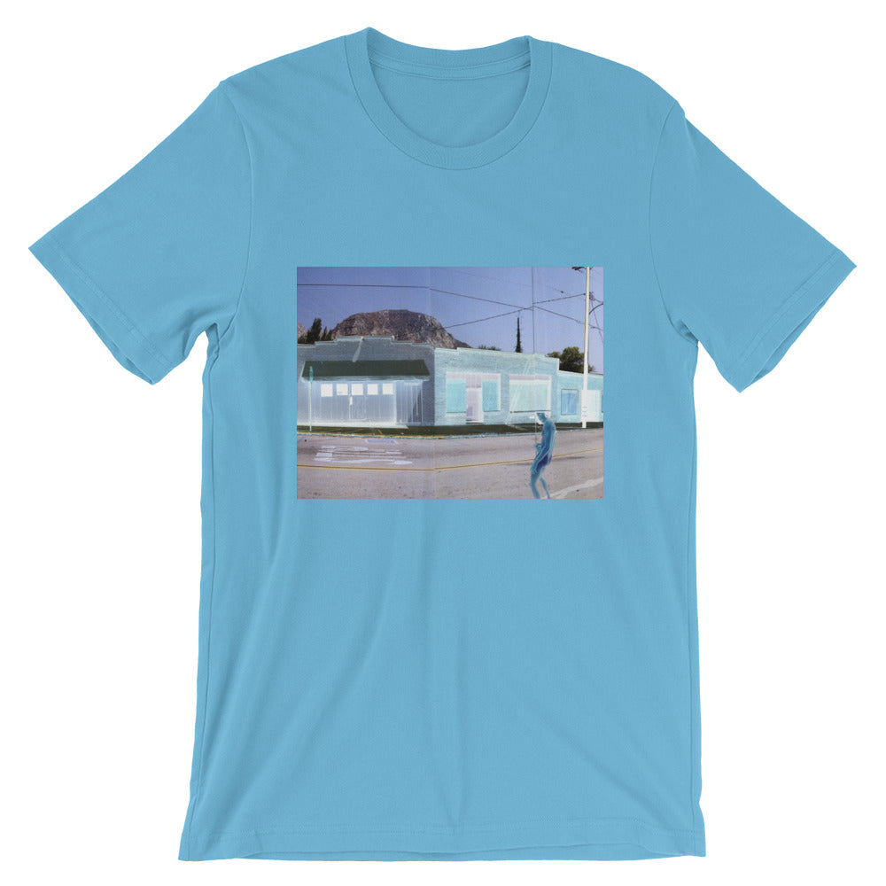 Low-cation - David Hinnebusch Comix - Short-Sleeve Unisex T-Shirt
