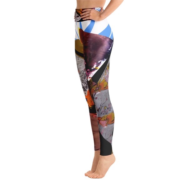 She Seas You - Hinneline Yoga Leggings