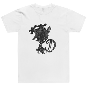 D on 10th - David Hinnebusch Comix - T-Shirt