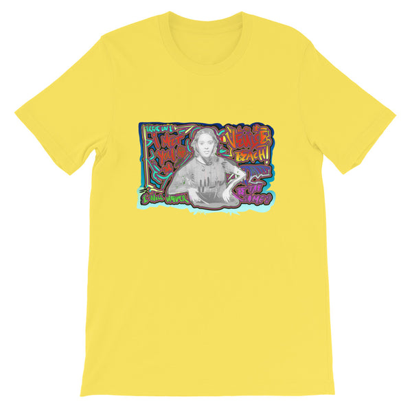 Yvette - David HInnebusch Artworks - Short-Sleeve Unisex T-Shirt
