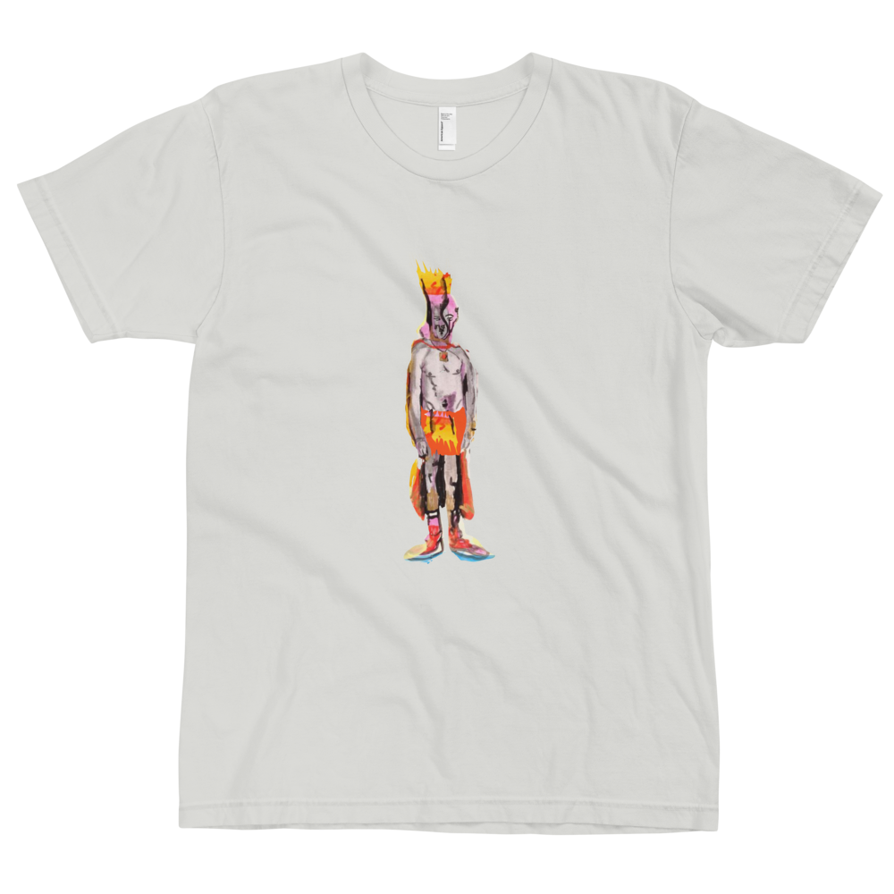 King Homie - David Hinnebusch Comix -  Men's T-Shirt