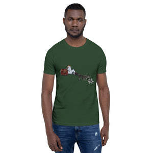 Beautiful and Wild no.16 Short-Sleeve Unisex T-Shirt