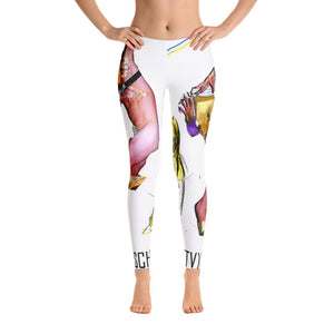 Magic Yoga - Hinneline Leggings