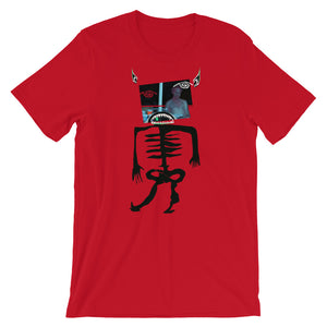 The Fun Guy - David Hinnebusch Comix - Short-Sleeve Unisex T-Shirt