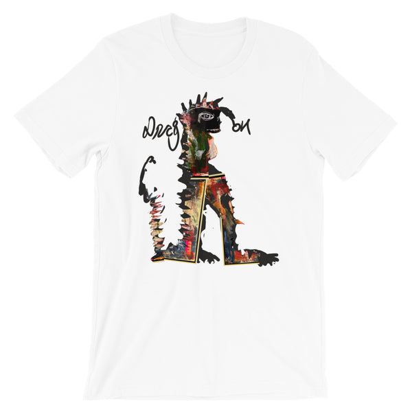 Get Your Drag On - David Hinnebusch Comix - Short-Sleeve Unisex T-Shirt