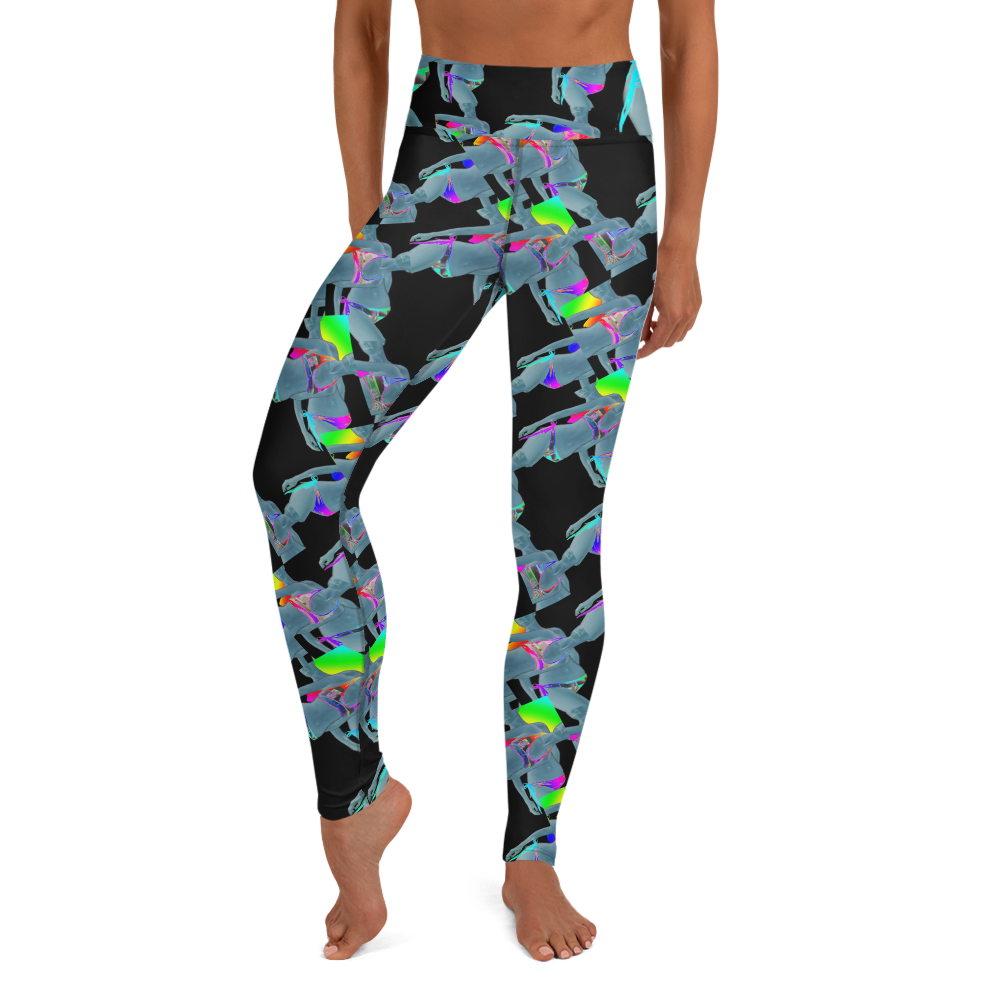 Top This - Artist - Yoga Leggings