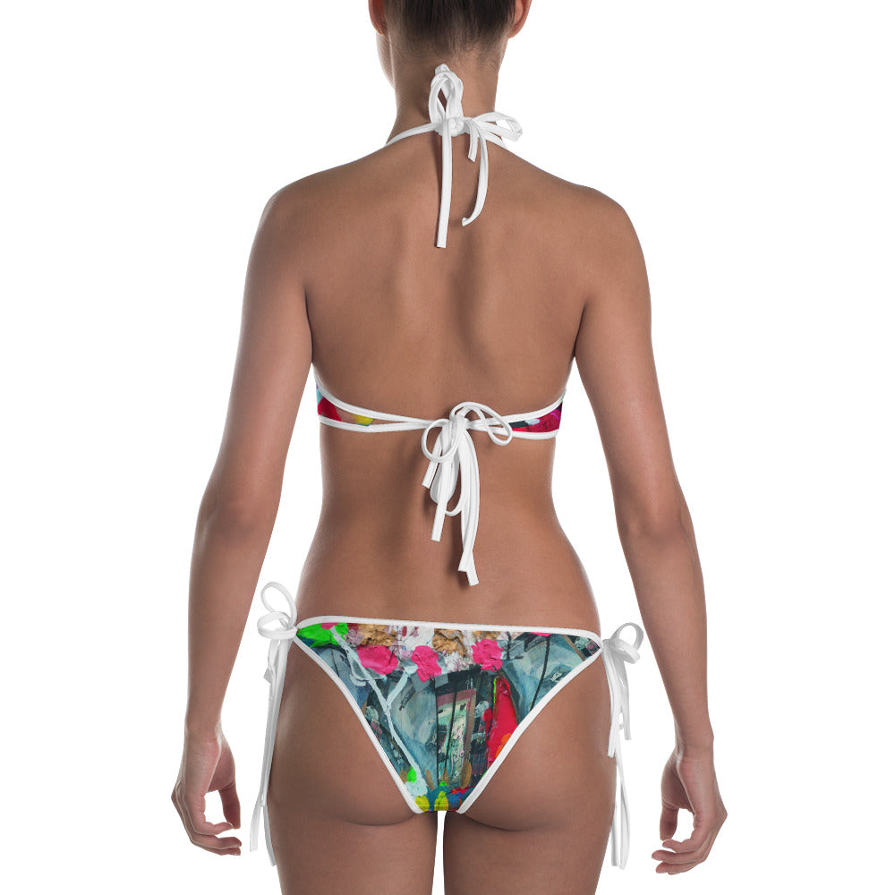 Missy Gets a New Bikini - David Hinnebusch Designs