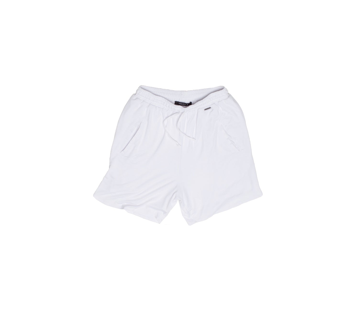 DOUBLE LAYER RAYON SHORT
