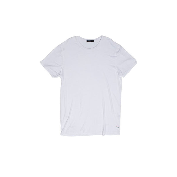 RAW EDGE BAMBOO TEE