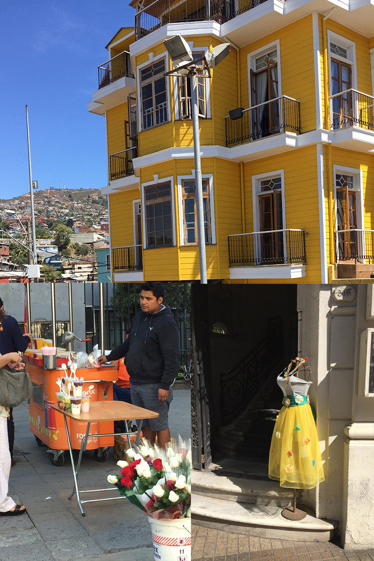 ADVENTURES IN CHILE | THE COLORS OF VALPARAISO
